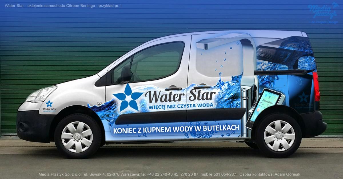 Realizacja - Water Star
